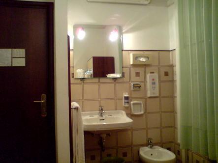 パドヴァのホテル