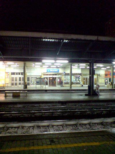 Venezia Mestre駅