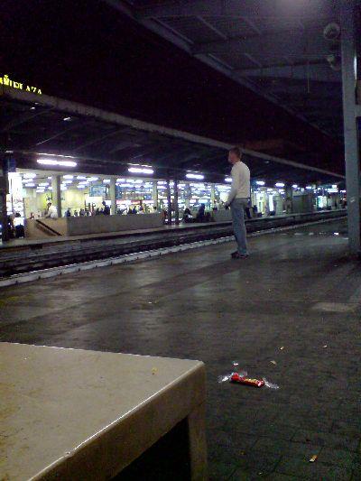 Venezia Mestre駅2
