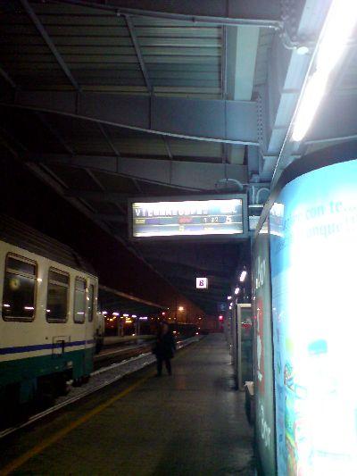 Venezia Mestre駅3