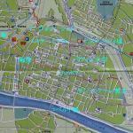 パヴィアの地図拡大