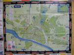 パヴィアの地図