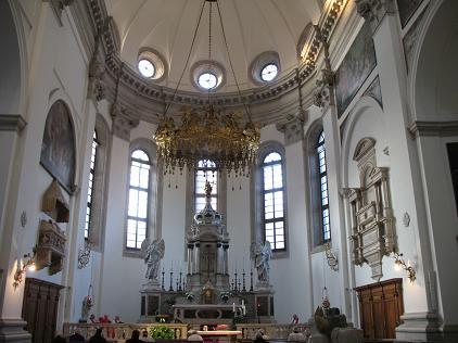 パドヴァ大聖堂内部3