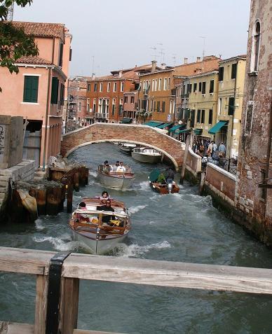 ヴェネツィアの風景4