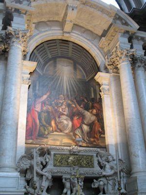 サンタ・マリア・デッラ・サルーテ教会2