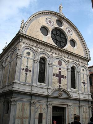 サンタ・マリア・デイ・ミラコリ教会