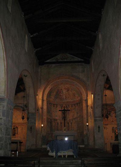 サンタ・マリア・デル・カステッロ教会2