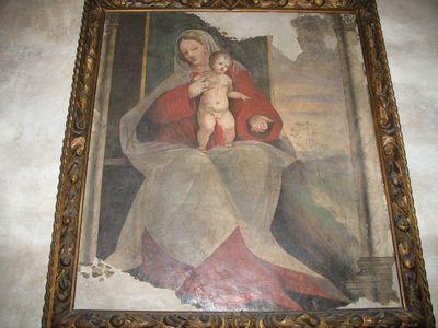 サンタ・マリア・デル・カステッロ教会5