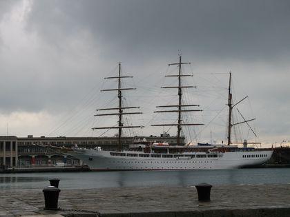 トリエステの港