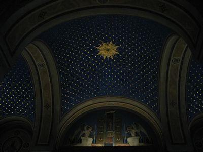 サン・ニコロ教会天井画