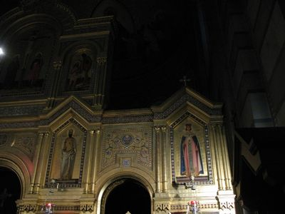 サン・ニコロ教会祭壇1