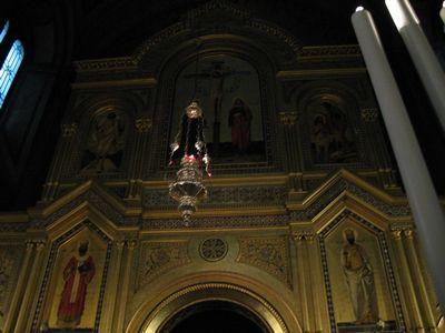 サン・ニコロ教会祭壇2