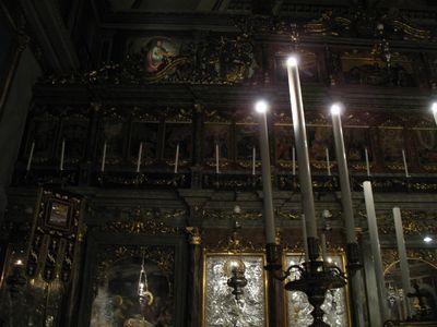 サン・ニコロ教会祭壇3