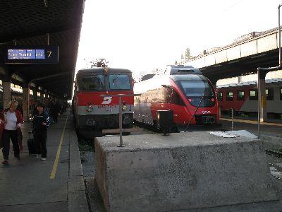 ウィーン駅