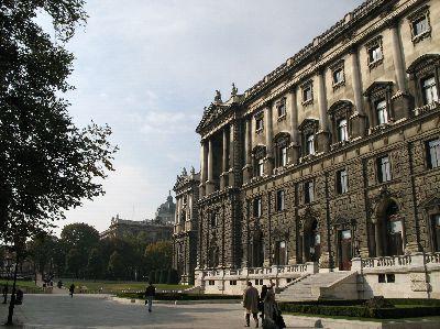 ウィーンの宮殿4