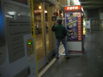 ヴェネツィア・メストレ駅4