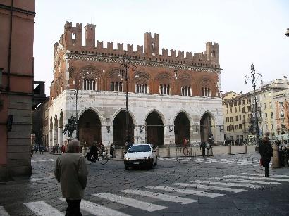 ピアチェンツァのロッジア