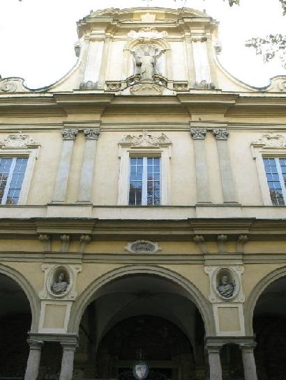ピアチェンツァの教会