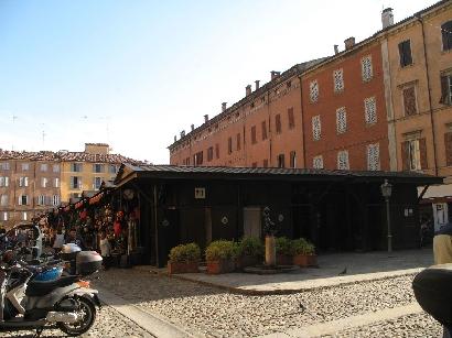 モデナの市場