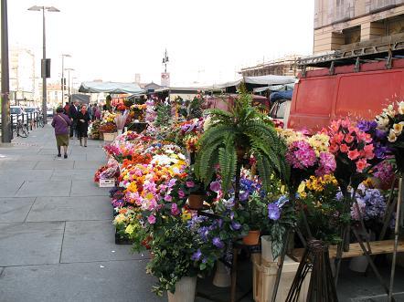 トリノの市場