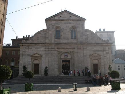 TorinoのDuomo