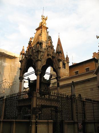 スカラ家の霊廟
