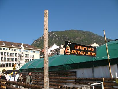 ボルツァーノのFesta5