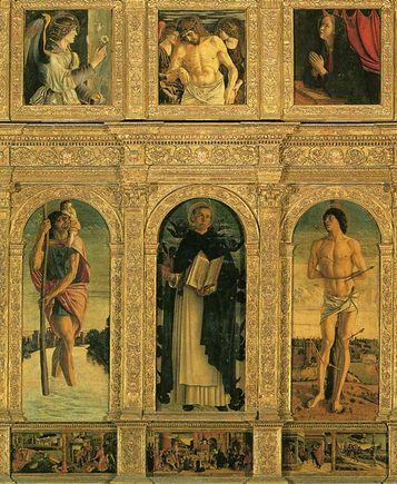 聖ヴィンチェンツォ・フェッレーリ祭壇画