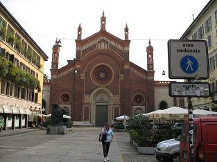 ミラノの教会