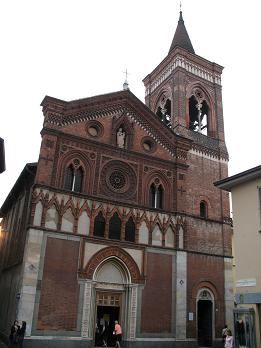 Monzaの教会