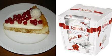 ラファエロ・ケーキ