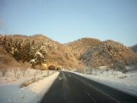 雪景色 ①