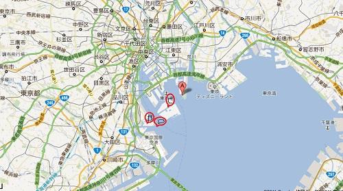 東京 処理場