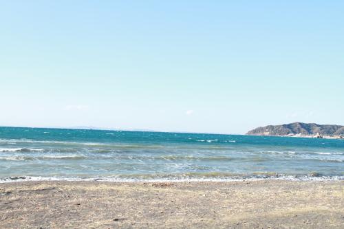 2012_02_04 多々良浜 海2