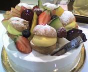 「フラヴール」ケーキ