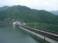 今日の草木ダム.JPG
