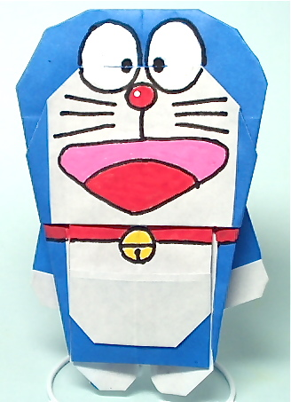 簡単 折り紙 折り紙 ドラえもん 折り方 : vongi.blog72.fc2.com