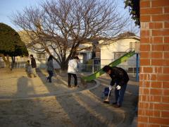 道善公園清掃