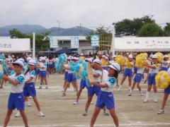 岩戸北小学校運動会
