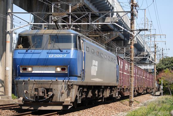89レ EF200-7