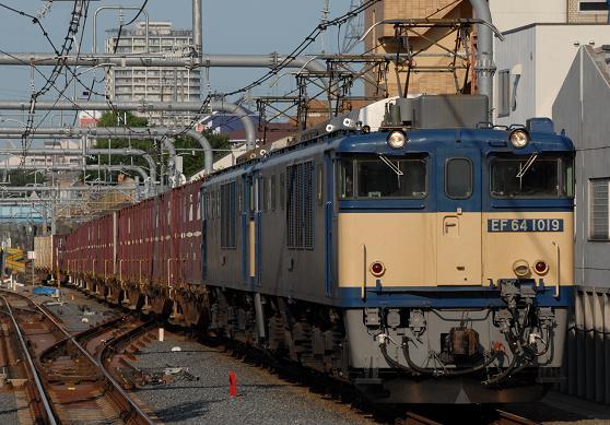 89レ EF64-1019 1016