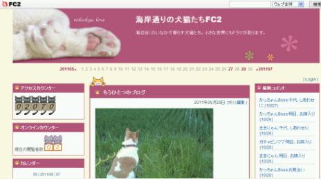FC2ブログのイメージ