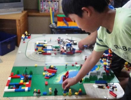 学童レゴ1