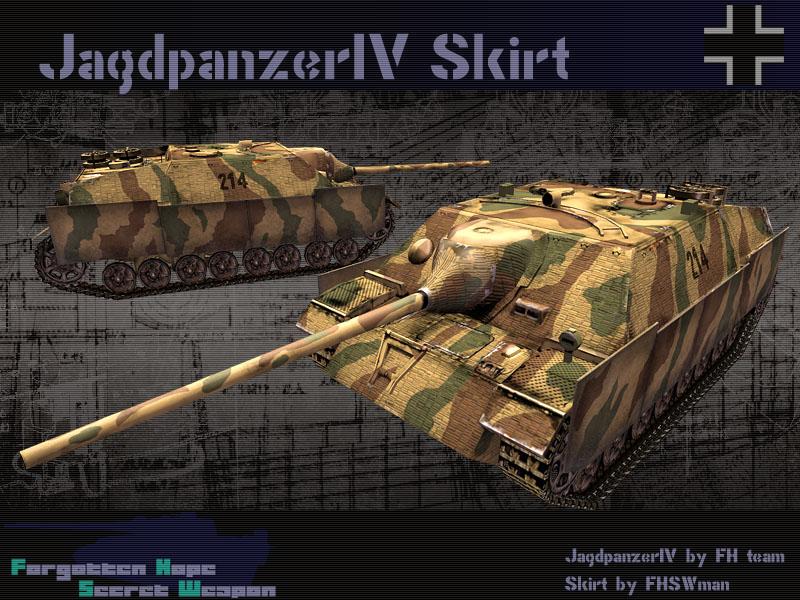 Jagdpanzer4Skirt