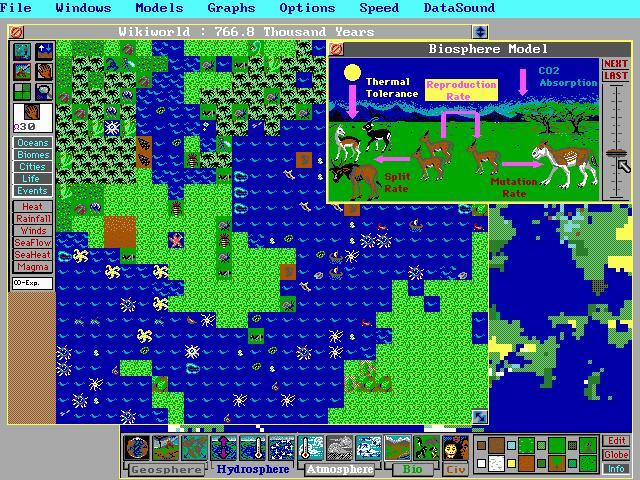 Sim Earth 1