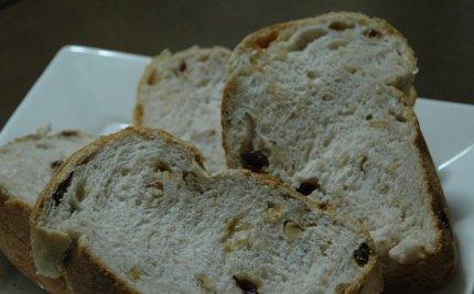胡桃&レーズン入りパン