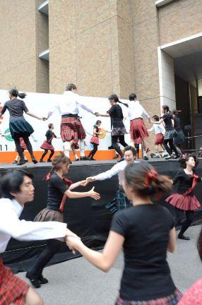 早稲田祭こティッシュす