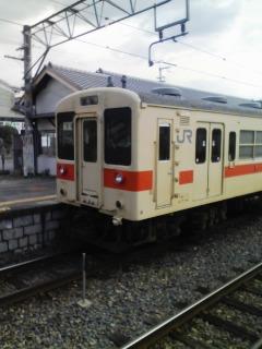 JR桜井線。。