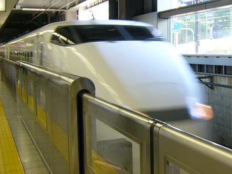 東海道新幹線(2007.12.31)