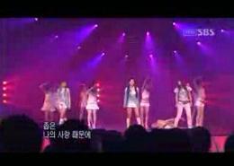 【韓国】 TV生放送中に女性ダンサー発作 しかし他のメンバーは放置 放送事故